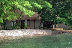Das Alami Alor Dive Resort umfasst nur vier Gäste-Bungalows.