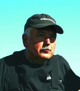 Gerhard Wegner ist Gründer und Präsident der Haischutz-Organisation Sharkproject.