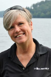 Friederike Kremer-Obrock ist Präsidentin von Sharkproject Germany