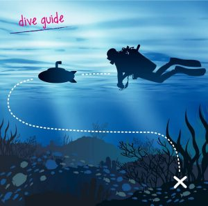 CADDY-dive-guide