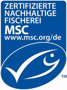 Das MSC-Siegel steht eigentlich für nachhaltige Fischerei.