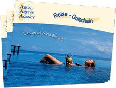 Aqua Active Agency Reisegutscheine