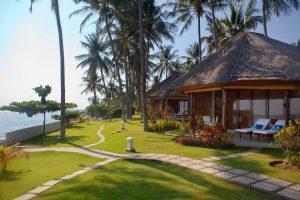 Im Siddhartha Ocean Front Resort & Spa kann man sehr gut dem Weihnachtsstress entfliehen (Werner Lau).