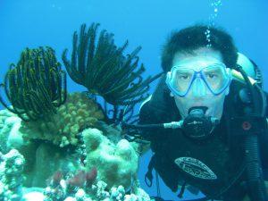 Der Fernsehmoderator Dirk Steffens vertritt den Inselstaat Palau in Deutschland.