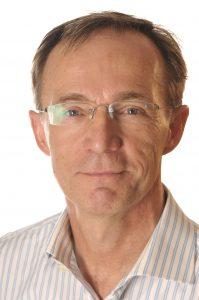 Korallenexperte Dr. Georg Heiss von Reef Check.