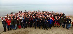 Die Tauchszene pilgert vom 4. bis zum 6. Dezember wieder gen Rerik. Foto: F. Dornberger