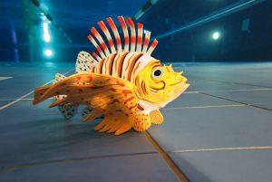 Riff-Rambos unerwünscht! Bitte niemals auf Korallen abstützen oder blind festhalten. Richtige Tarierung im Pool üben! (W. Pölzer)