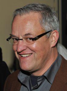 Referent ist Chef Hubert Sinzig.