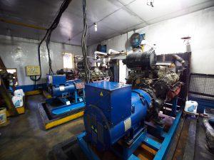 Die Generatoren von Wakatobi.