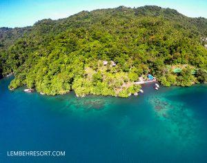 Das Lembeh Resort liegt an der bekannten Lembeh Strait auf Sulawesi in Indonesien.