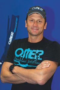 Freitaucher Umberto Pelizzari hat 16 Rekorde aufgestellt.
