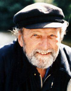 Rollo Gebhard gründete die Gesellschaft zur Rettung der Delphine.