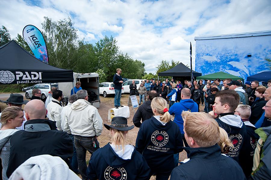 Beim Event in Sundhausen gibt es zwei Tage lang volles Programm! Foto: Dive'n Berlin