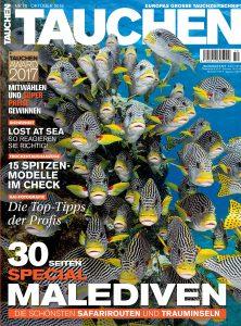 Neue Oktober-Ausgabe ab sofort im Zeitschriftenhandel erhältlich!