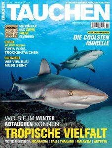 Neue November-Ausgabe ab sofort im Zeitschriftenhandel erhältlich!