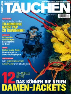 Neue Dezember-Ausgabe ab sofort im Zeitschriftenhandel erhältlich!