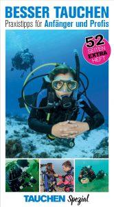 Das spannende Praxis-Booklet kommt mit jeder TAUCHEN-Mai-Ausgabe.