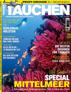 Großes Mittelmeer-Special in der TAUCHEN-Mai-Ausgabe!