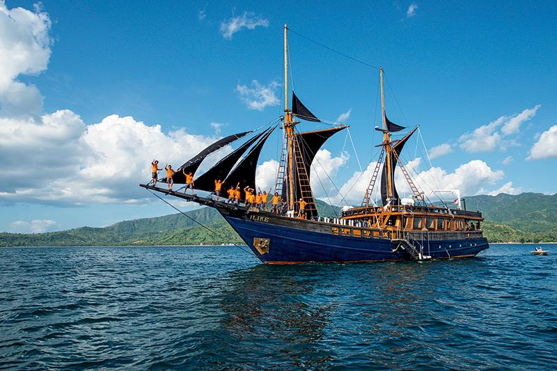 Beluga Reisen Tauchsafari in Indonesien