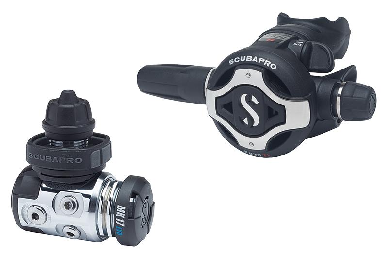 Scubapro Atemregler MK17/S620 Ti