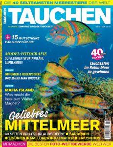 Cover der Tauchen 5/18