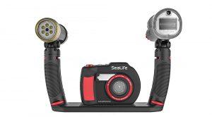 DC 2000 Pro Duo-Kamerasystem von SeaLife.