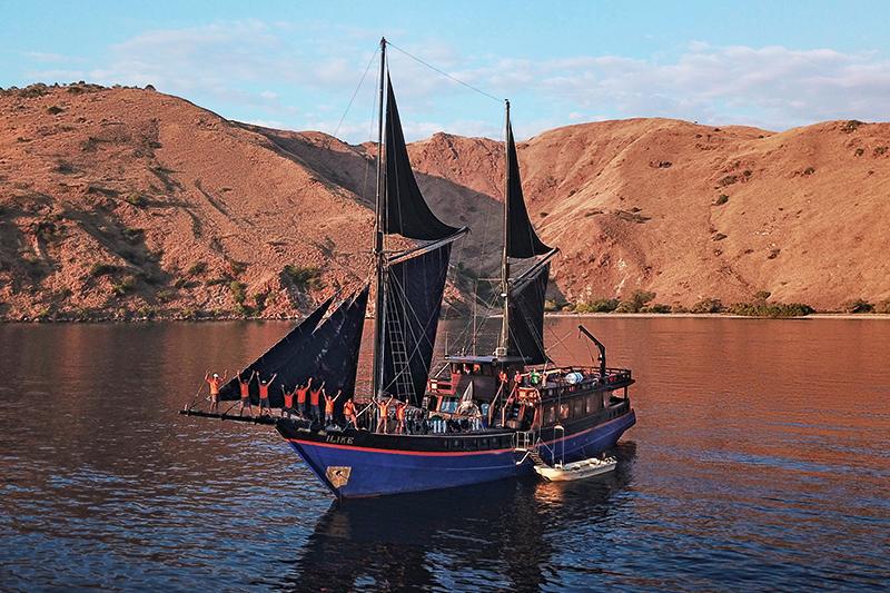 Beluga Reisen Bali und Komodo