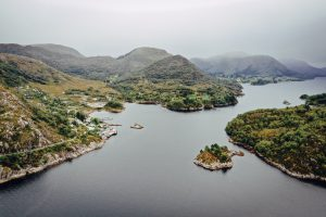 Die wunderschöne Fjordlandschaft Norwegens. Foto: Julian Jankowski