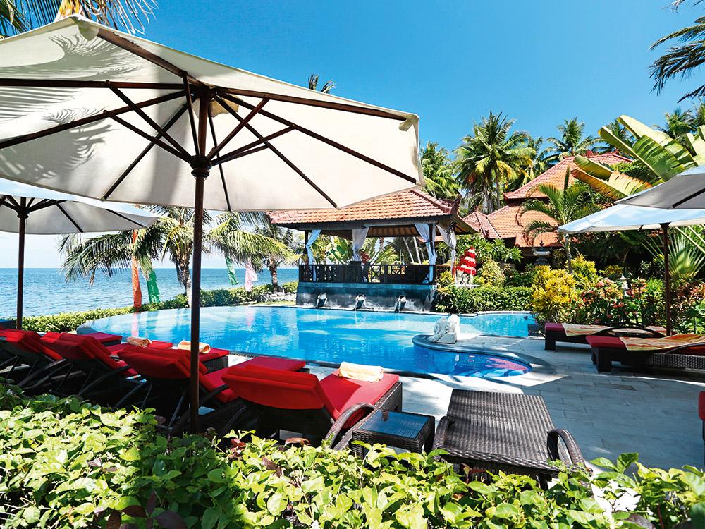 Tauchurlaub auf der Trauminsel Bali