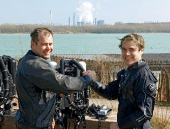 TAUCHEN-Interview: Ein Tauchgang mit Horst Dederichs
