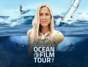 Startschuss für die International Ocean Film Tour 2020