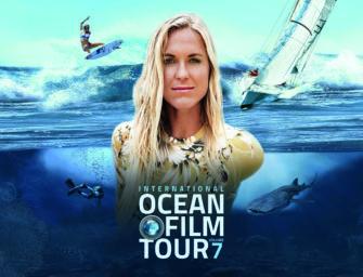 Ocean Film Tour: Eintrittskarten für das Filmevent zu gewinnen!