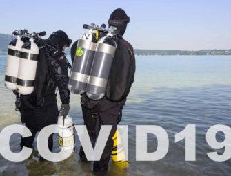 Corona-Krise: Tauchen nach COVID19-Erkrankung
