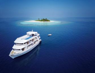 Malediven: Tauchsafari durchs Paradies
