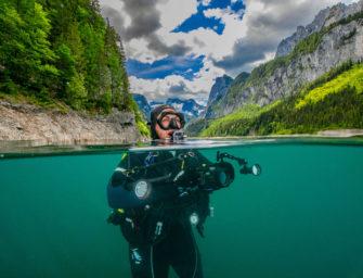 Neues TAUCHEN-Webinar: Besser fotografieren im See