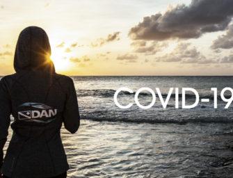 DAN sucht Taucher für Studie über Corona und Tauchtauglichkeit