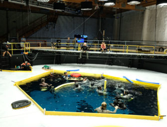 "Apnoe Training für ""Avatar 2"""
