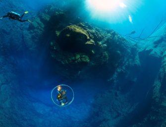 800-Megapixel-Foto: Das größte Unterwasser-Panorama der Welt