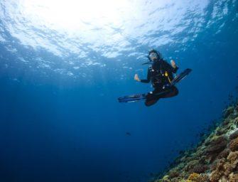 Unterwasser-Wellness in der Karibik