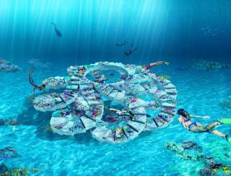 Unterwasser-Skulpturenpark und künstliches Riff in Miami geplant