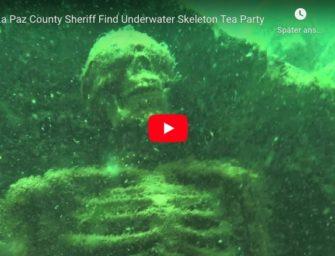 """Mann schnorchelt im Colorado River und macht """"furchtbare"""" Entdeckung"""