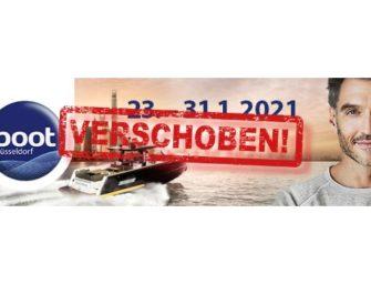 boot Messe Düsseldorf 2021 verschoben!