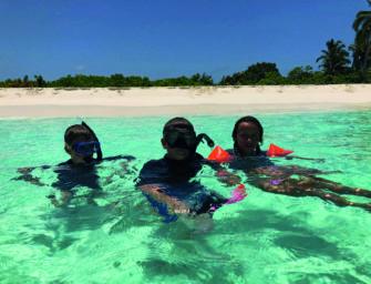 Leserreise: Malediven für die ganze Familie