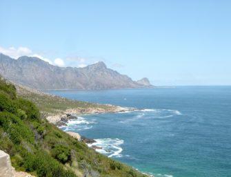 Tauchen in Südafrika