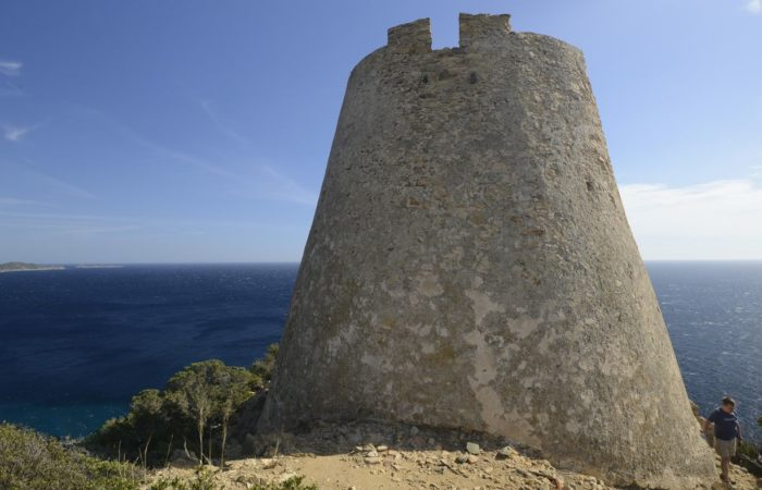 Die Nuraghen: uralte, rätselhafte Bauwerke, verteilt über ganz Sardinien.