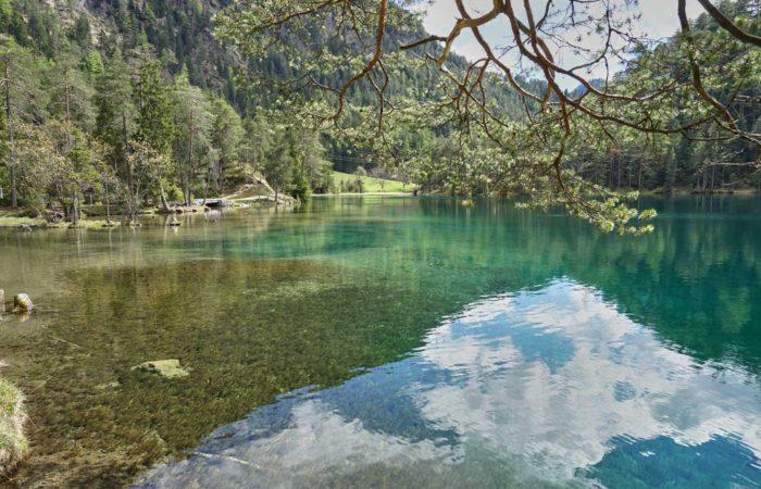 Tauchen im Fernstein See