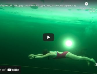 2 neue Freediving Rekorde!
