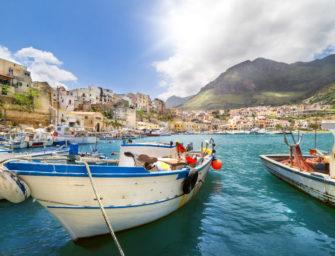 Tauchen auf Sizilien