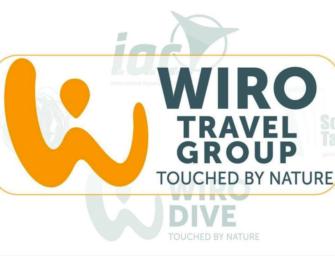 WIRO TRAVEL GROUP – Neuer »Reise-Player« in der Tauchbranche