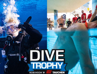 Dive Trophy: Tauchen verstehen, Wasser fühlen.